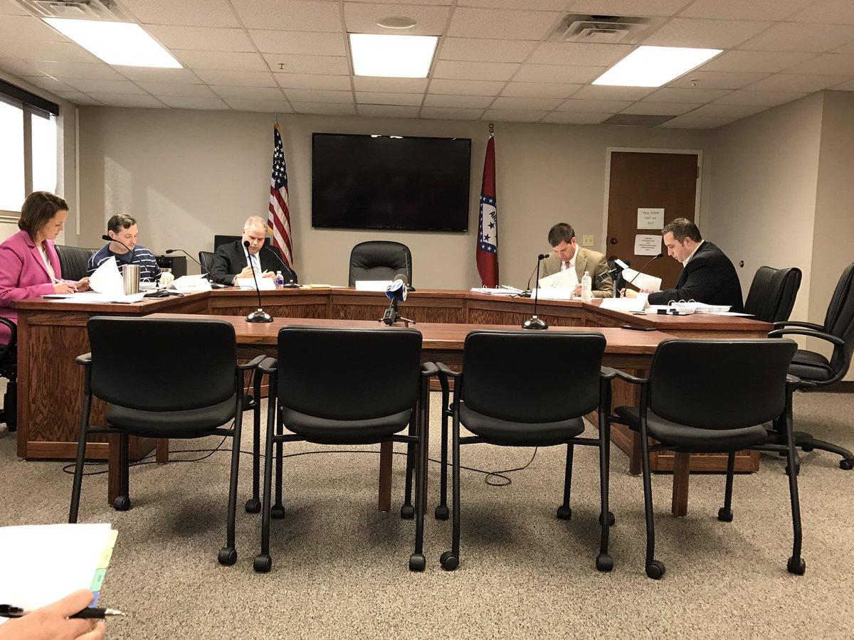 Arkansas Medical Marijuana Commission – Jan. 26th Meeting Highlights