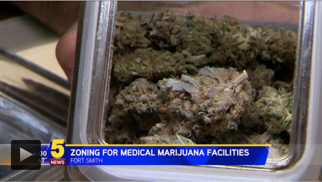 Fort Smith City Leaders Look At Zoning For Medical Marijuana Facilities
