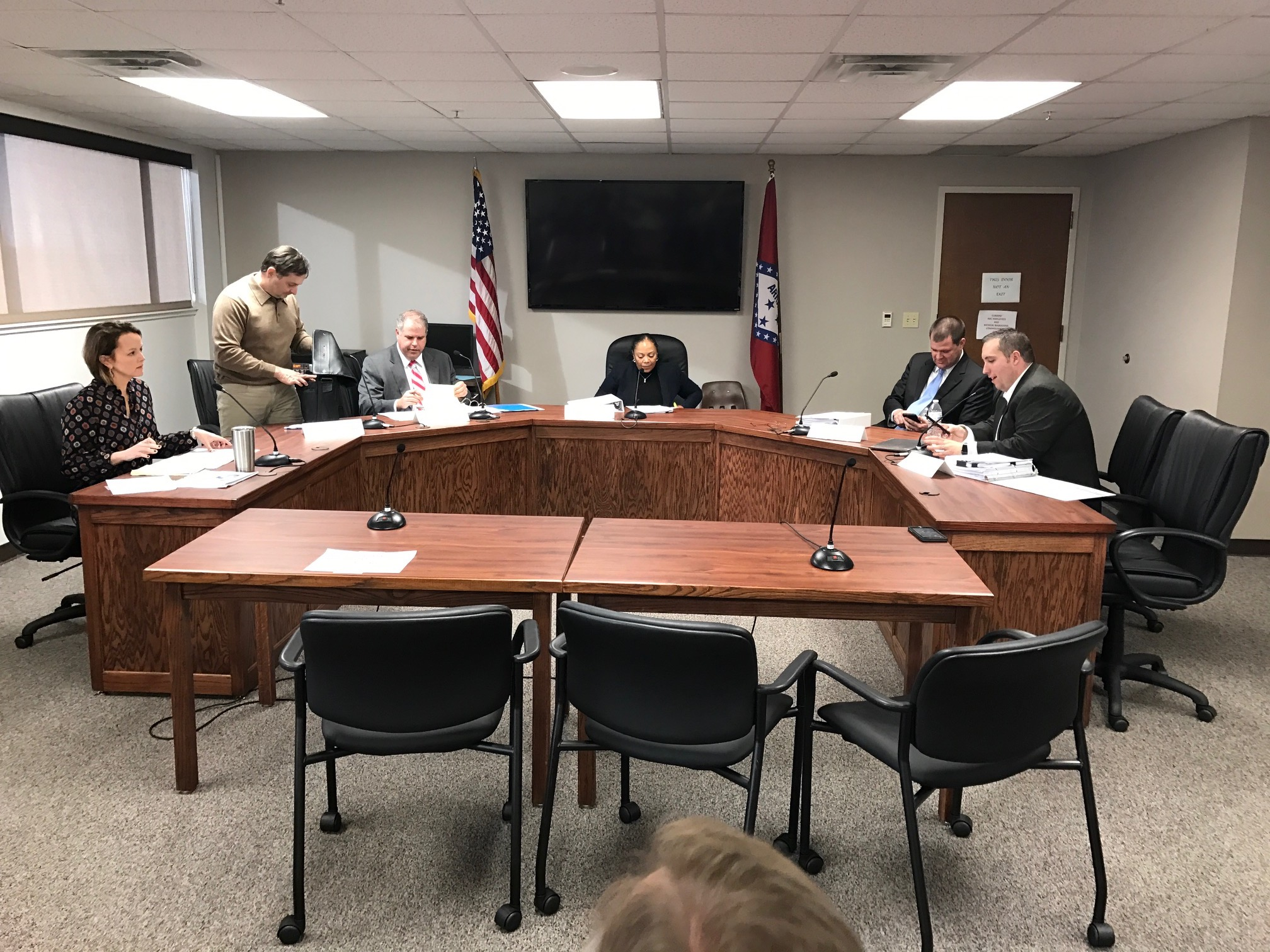 Updates from the Feb. 7th Arkansas Medical Marijuana Commission Meeting