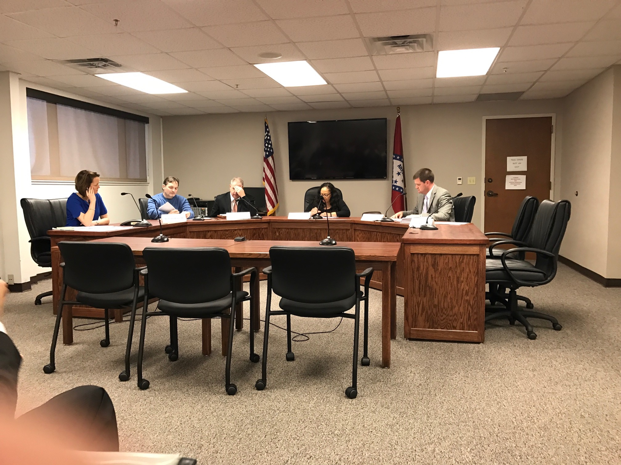 Updates from the Feb. 21st Arkansas Medical Marijuana Commission Meeting