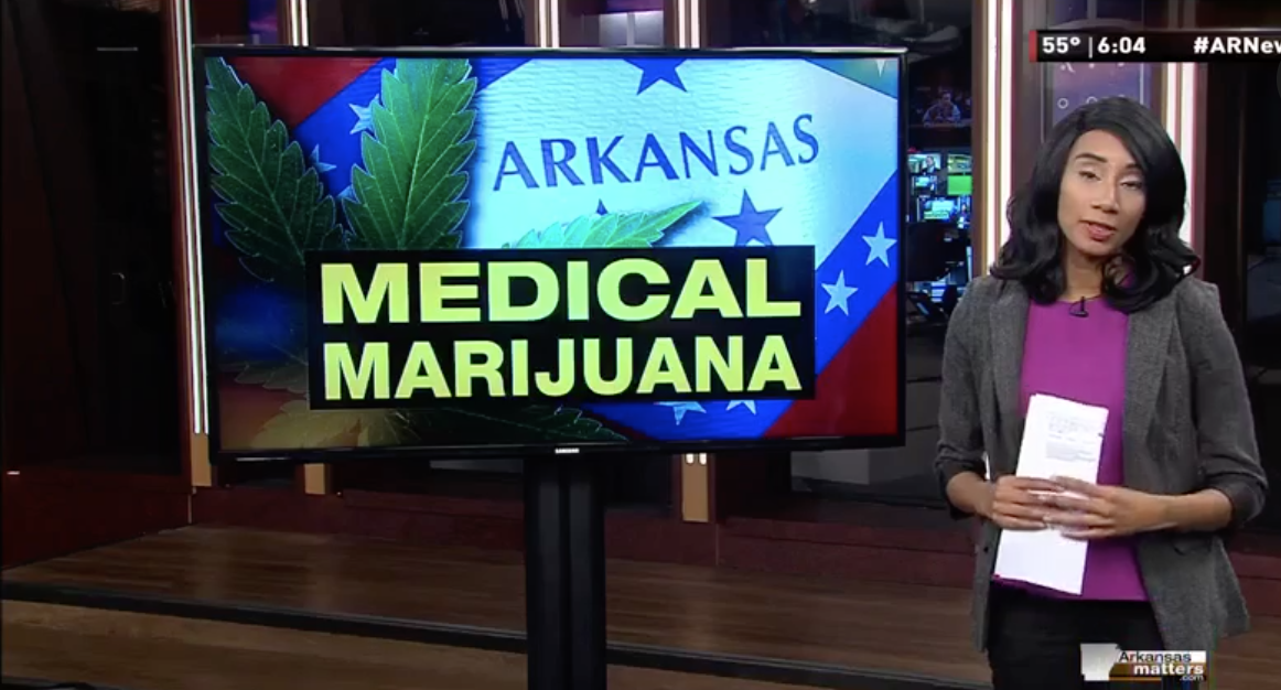 News Coverage from the Arkansas Department of Health Public Hearing