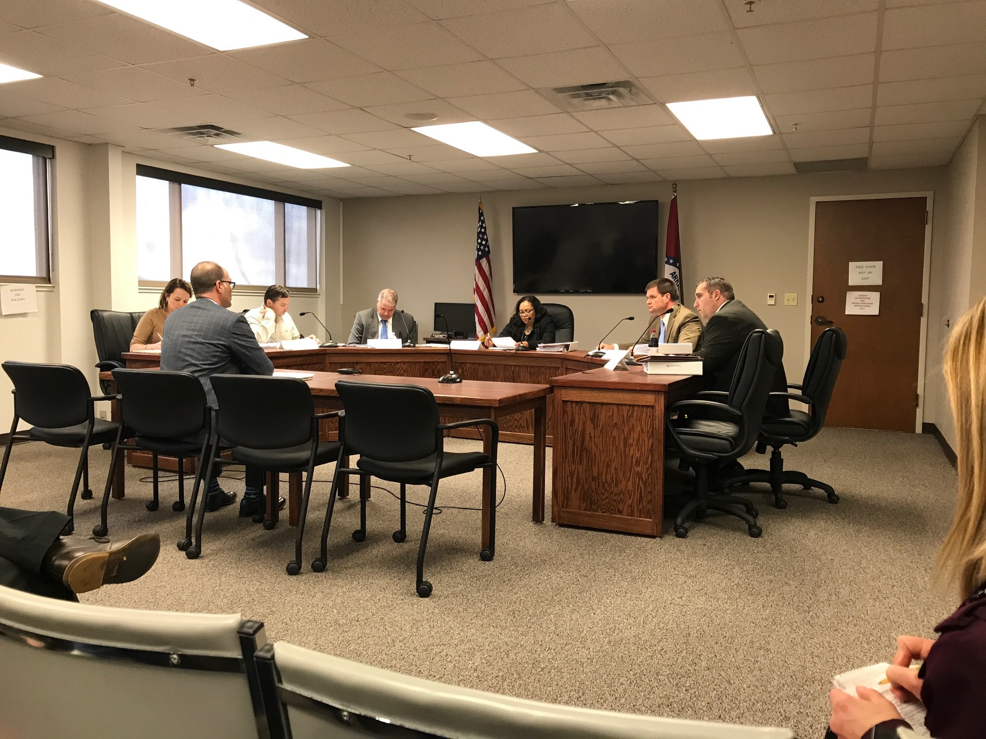 Updates from the April 5th Medical Marijuana Commission Meeting