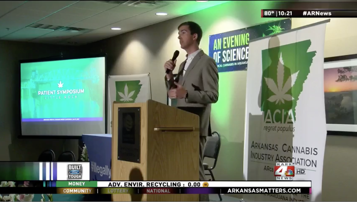 Arkansas Matters: Medical Marijuana Symposium Brings Patients Together