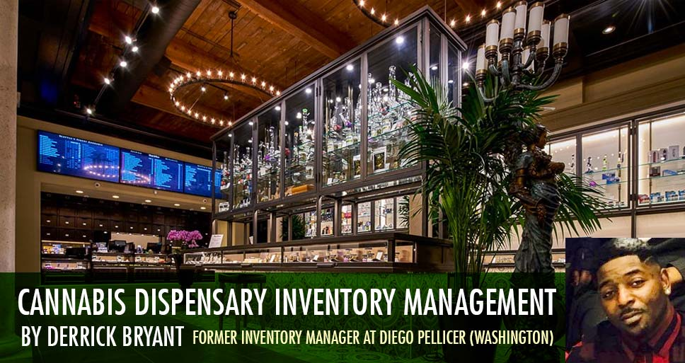 Medical Cannabis Dispensary Inventory Management