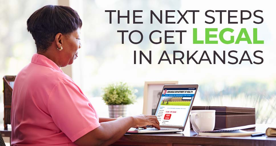 How To Register For An Arkansas Medical Cannabis Card